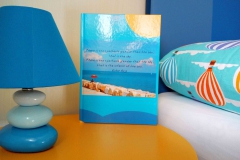 Info book for room Mare