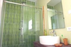 Cabina doccia del bagno Camera Laguna