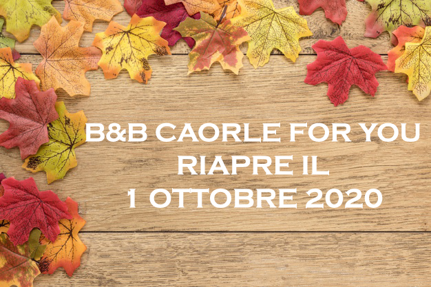 B&B CAORLE FOR YOU