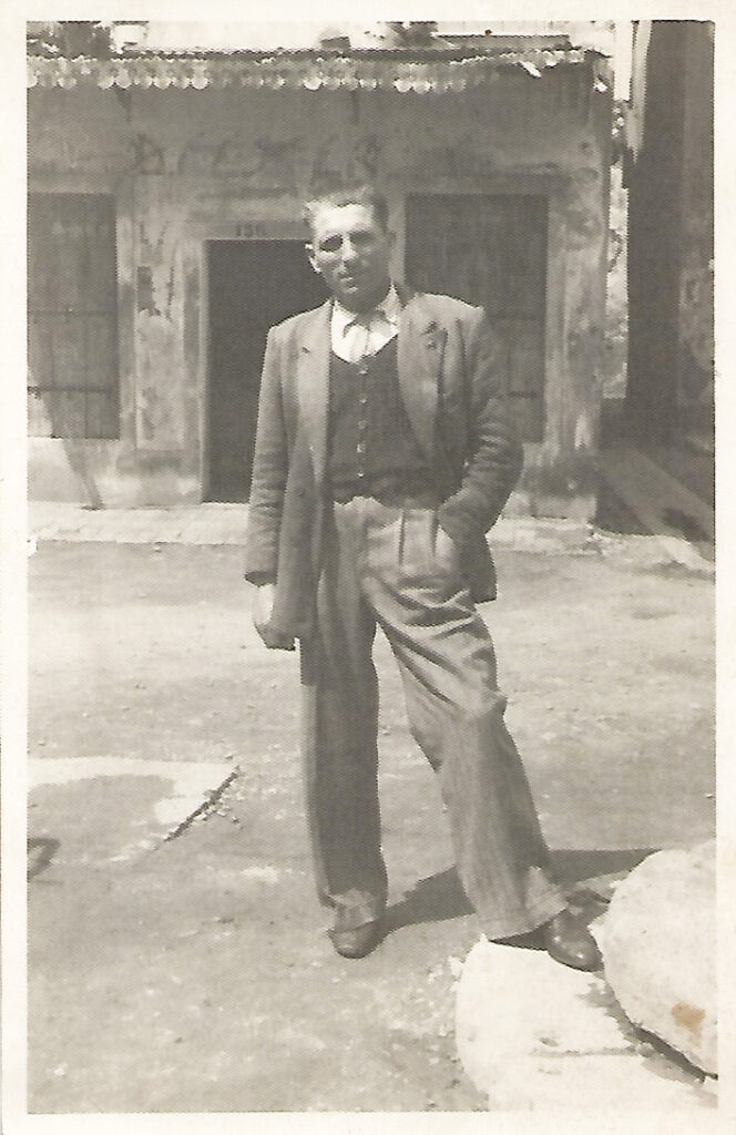 Mio nonno, Desiderio Dorigo